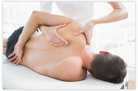 Image d'accueil Ostéopathie