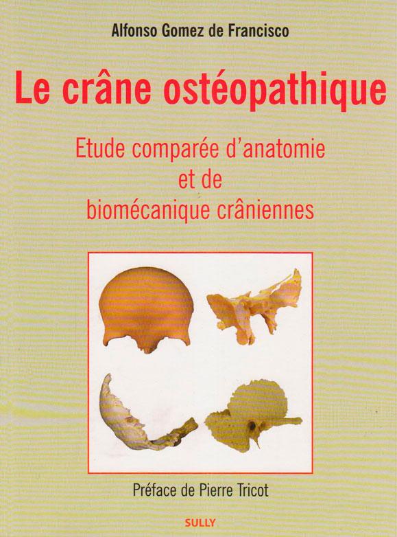 Couverture du livre ``Le crâne ostéopathique``